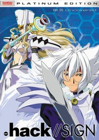 .hack//SIGN - Uncovered (Vol. 5)