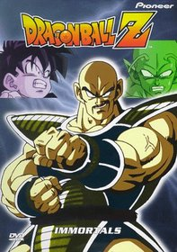 Dragonball Z, Vol. 6 - Immortals