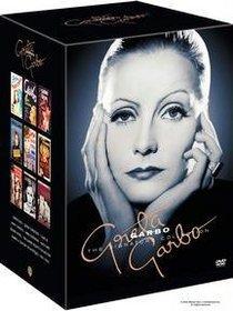 Greta Garbo - The Signature Collection (Anna Christie / Mata Hari / Grand Hotel / Queen Christina / Anna Karenina / Camille / Ninotchka / Garbo Silents)