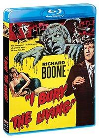 I Bury the Living [Blu-ray]