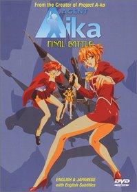 Agent Aika - Final Battle
