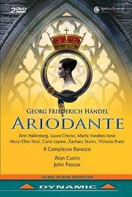 Handel - Ariodante / Hallenberg, Cherici, Vandoni Iorio, Nesi, Lepore, Stains, Prato, Il Compresso Brocco, Curtis, Pascoe (Spoleto Festival 2007)