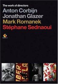 Director's Label Series Boxed Set (Mark Romanek, Jonathan Glazer, Anton Corbijn, Stéphane Sednaoui)