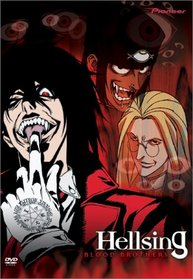 Hellsing - Blood Brothers (Vol. 2)