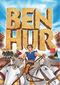 Greatest Heroes and Legends - Ben Hur (Spanish Language Edition)