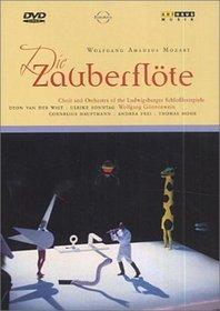 Mozart - Die Zauberflote (The Magic Flute) / Gonnenwein, Sonntag, Van Der Walt, Ludwigsburger Festspiele