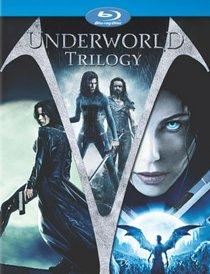 Underworld Trilogy (Underworld / Underworld: Evolution / Underworld: Rise of the Lycans) [Blu-ray]