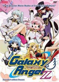 Galaxy Angel Z - Stranded Without Dessert (Vol. 3)