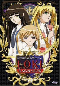Mythical Detective Loki Ragnarok, Vol. 4: Destiny's Children