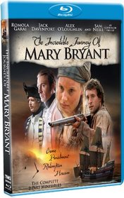 The Incredible Journey of Mary Bryant - Blu-ray - Complete 2 Part Miniseries