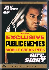 Universal Out Of Sight [dvd] [w/public Enemies Sneak Peek]