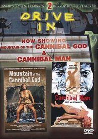 Mountain of the Cannibal God / Cannibal Man