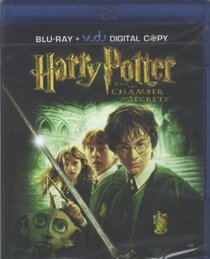 Harry Potter and The Chamber of Secrets: Blue Ray + Vudu Digital Copy