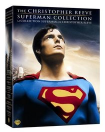 The Christopher Reeve Superman Collection (Bilingual)