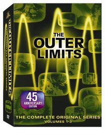 The Outer Limits Original Series Complete Box Set