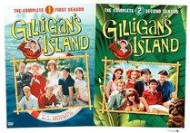 Gilligan's Island: Complete Seasons 1-2