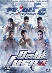 Pride Fighting Championships: Cold Fury 3