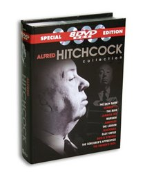 Alfred Hitchcock Collection Special Limited Edition