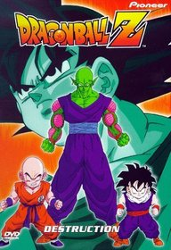Dragonball Z, Vol. 7 - Destruction