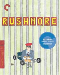 Rushmore (Criterion Collection) [Blu-ray]