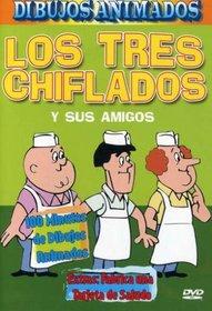 Los Tres Chiflados y Sus Amigos