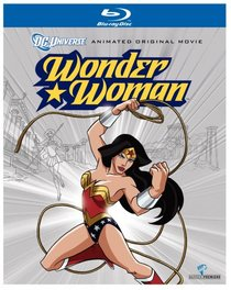 Wonder Woman 2009 [Blu-ray]
