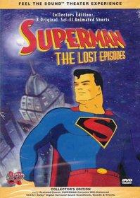 Max Fleischer's Superman/ Superman: The Lost Episodes