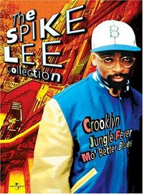 The Spike Lee Collection (Mo' Better Blues, Jungle Fever, and Crooklyn)