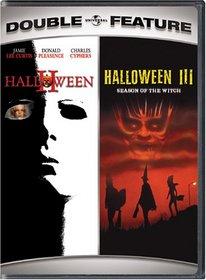 Halloween II / Halloween III - Season of the Witch (Double Feature)