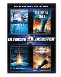 4 Film Ultimate Disaster Set