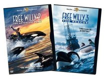 Free Willy 2 & Free Willy 3 (2pc) (Sbs)