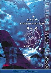 Blue Submarine no. 6 - The Movie (Edited Version) / (Toonami Version)