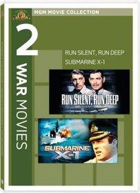 Run Silent Run Deep / Submarine X-1