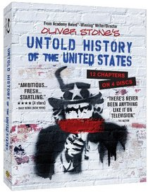 Untold History of the United States [Blu-ray]