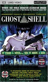 Ghost in the Shell [UMD for PSP]