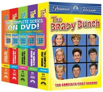The Brady Bunch - Complete Series Pack (Seasons 1-5)