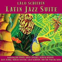 Lalo Schifrin: Latin Jazz Suite