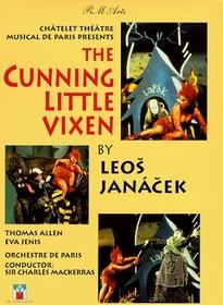 Janácek - The Cunning Little Vixen / Nicholas Hytner · Sir Charles Mackerras · Thomas Allen · Eva Jenis · Tháâtre du Chatelet