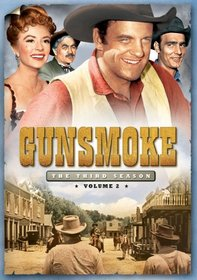 Gunsmoke-Season 3 Vol. 2