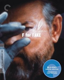 F for Fake [Blu-ray]