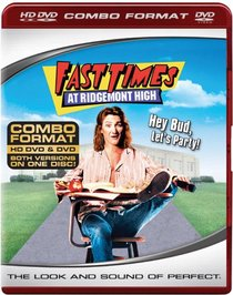 Fast Times at Ridgemont High (Combo HD DVD and Standard DVD)