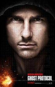 Mission: Impossible Ghost Protocol (Two-disc Blu-ray/DVD Combo +Digital Copy)