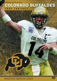 Colorado Buffaloes - 2004 Football Instant Replay