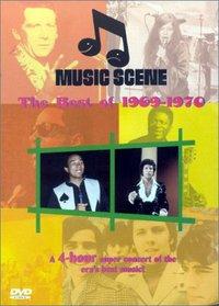 Music Scene - The Best of 1969-70