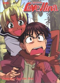 Love Hina, Volume 5: Summer by the Sea (Episodes 17-20)