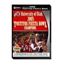 2005 University Of Utah Fiesta Bowl