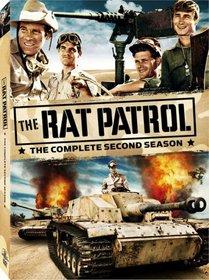 The Rat Patrol - The Complete Second Season