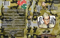 The Phil Silvers Show-Sgt. Bilko-Volume 2-48 Episodes-6 DVD-Chronological Order