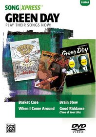 SongXpress Play Their Songs Now! Green Day (DVD)