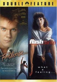 Footloose (1984) / Flashdance (1983) (Double Feature)